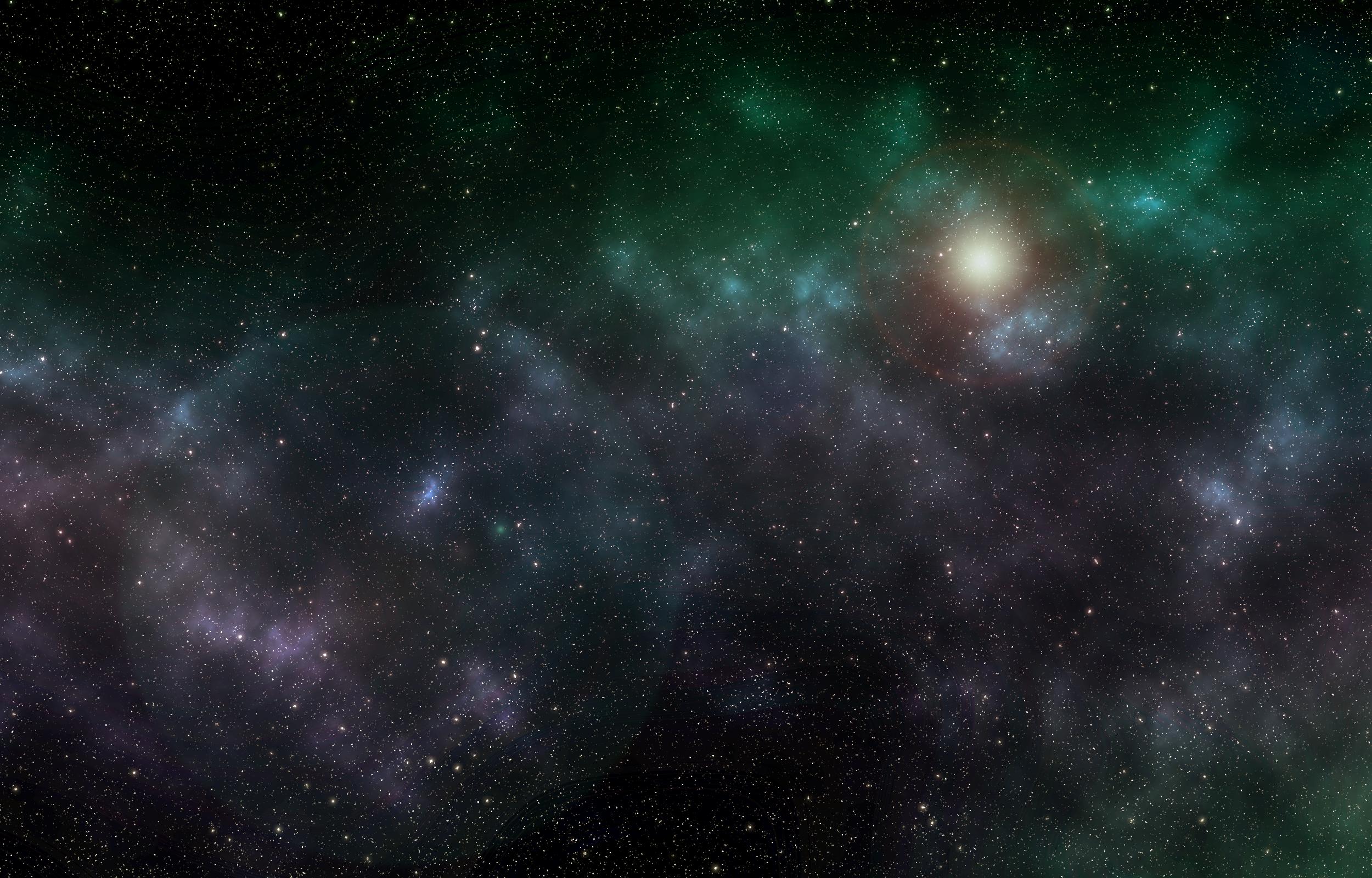 高画質 宇宙の背景画像